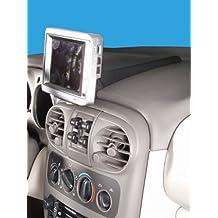 Kuda–Consola de navegación para Navi Chrysler PT Cruiser Mobilia (piel sintética), color negro