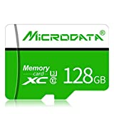 JIANG Carte Micro SD 128 Go, Transmission Haute Vitesse Microsd A1 C10 U3 Carte...