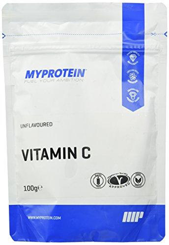 #Myprotein Vitamin C Powder, 1er Pack (1 x 100 g)#