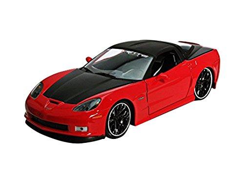 Jada Toys - 96804r - Chevrolet - Corvette Z06 - Échelle 1/24