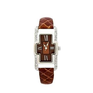 Oskar Emil Marbella Brown – Reloj para Mujer, Correa de Cuero Color marrón
