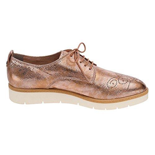 Tamaris 1-1-23303-28-579, Scarpe stringate donna oro rosa