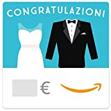 Buono Regalo Amazon.it - Digitale - Congratulazioni - Abiti da matrimonio