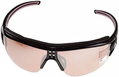 adidas - Gafas de ciclismo Hombre, color negro