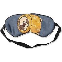 Potato Puffs 99% Eyeshade Blinders Sleeping Eye Patch Eye Mask Blindfold For Travel Insomnia Meditation preisvergleich bei billige-tabletten.eu