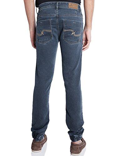 Parx Men's Straight Fit Jeans