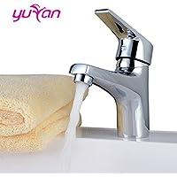 MEICHEN-Design creativo cucina bagno rubinetto lavaboAlta qualità in ottone solido vasca da bagno di alta qualità in ottone solido vasca da bagno rubinetto