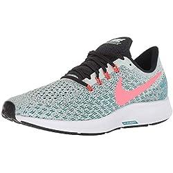 Nike Air Zoom Pegasus 35, Zapatillas de Running Unisex Adulto, Gris, 44 EU