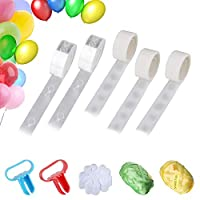 Balloon Arch Tape, Balloon Arch Garland Decorating Strip Kit NW 1776 2pcs 16.5ft for Party Wedding Birthday Christmas DIY