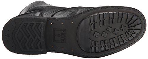 Frye Tyler Double, Anfibi Donna Black-74876