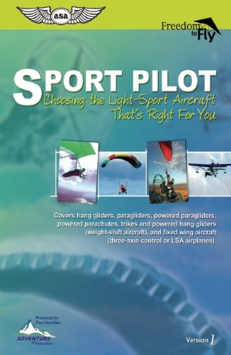Sport Pilot: Choosing the Light-Sport Aircraft That's Right for You (Freedom to Fly Series)