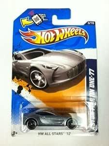 Hot Wheels Aston Martin One 77 3 10 Amazon De Spielzeug