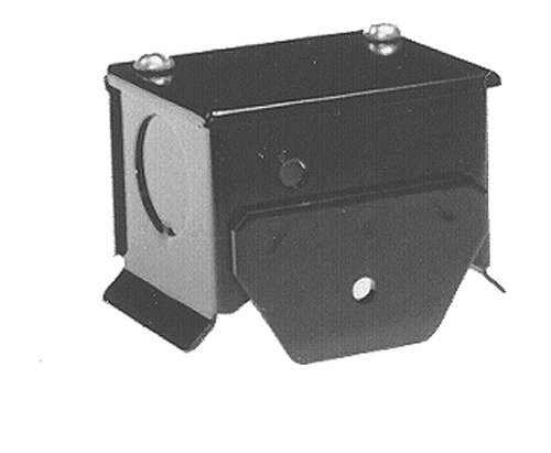 Fasco KIT142 Black Conduit Box, For 3.3 Diameter Motors by Fasco -