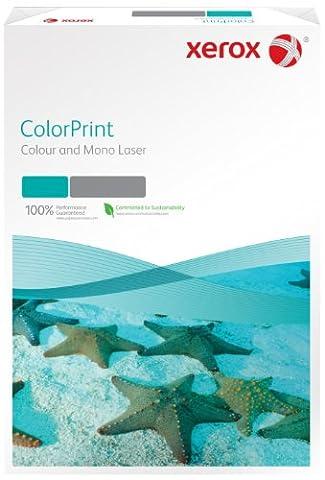 Xerox 003R96603 Rame de 500 feuilles de papier A3, 120 g/m², pour imprimante laser couleur (Blanc) (Import Allemagne)