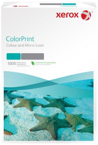 Xerox 003R95925 Premium Farblaser-Papier Druckerpapier DIN A3, 160 g/m², 250 Blatt pro Pack , weiß (Xerox Drucker-papier Laser)