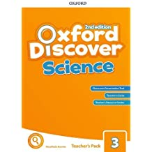 Oxford Discover Science: Level 3: Teachers Guide with Online Practice & Cpt Pack