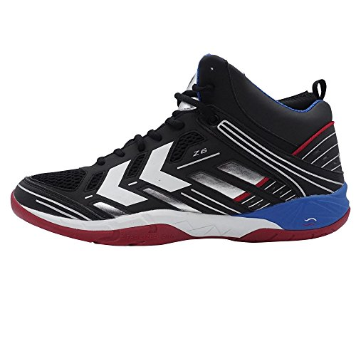 Hummel Court Omni Z6 High Trophy Chaussures de handball noir noir