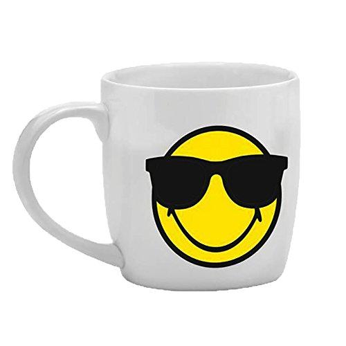 Zak designs 6727-8510 Mug Café Porcelaine Blanc 20 cl
