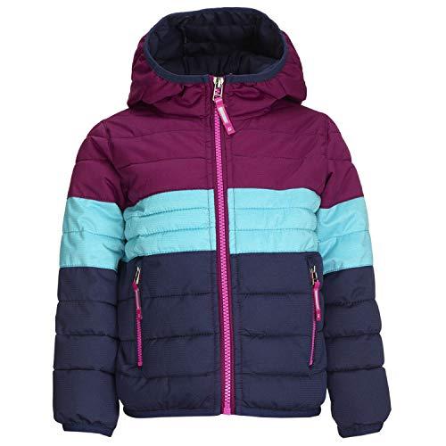 Killtec Mädchen Hipsy Mini Jacke in Daunenoptik / Winterjacke mit Kapuze 5