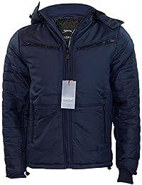 Mens Slazenger concepteur veste à capuche capuche amovible