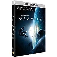 Gravity - DVD + DIGITAL Ultraviolet