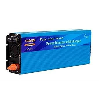 Wechselrichter-Ladegerät 1000W - 48V