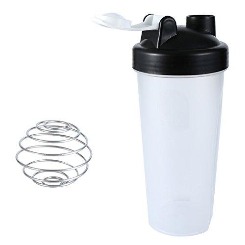 bpa-frei-600ml-shakerflasche-mit-klaren-messlinien-idealer-ersatz-fr-einen-elektrischen-mixer