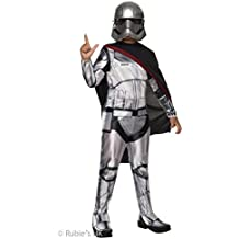 Star Wars The Force Awakens Stormtrooper Commander Costume Boys Medium: Age 5-7 years by Rubie´s