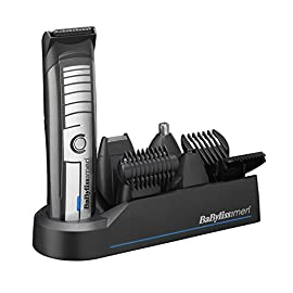 super groomer - 41UBLoTSoBL - BaByliss for Men Super Face and Body Groomer