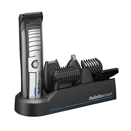 BaByliss for Men Super Face and Body Groomer | Men's Beard