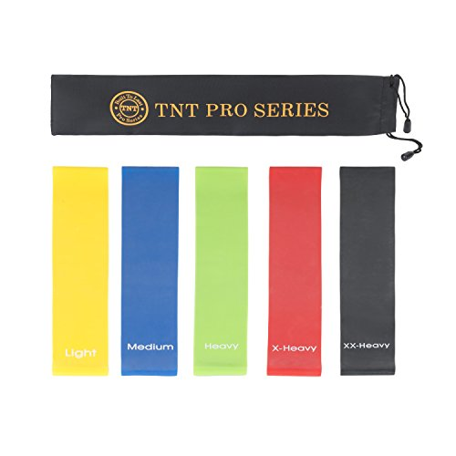 Exercise-Loop-Band-TNT-Pro-Series-Extra-Wide-Extra-Long-Resistance-Loop-Bands-for-Exercise-5-Band-Set