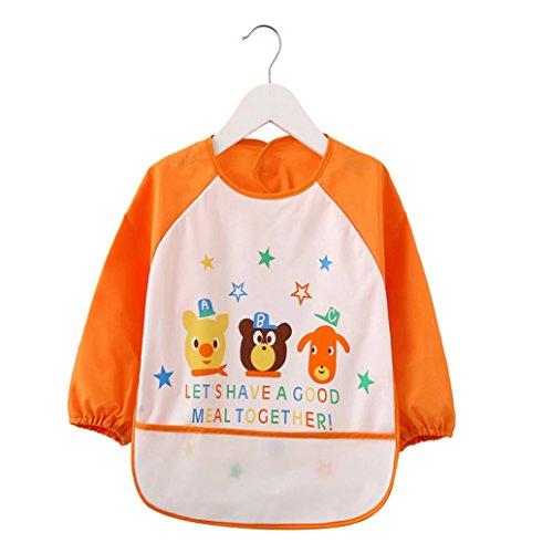 Bavaglino Allattamento, Baby Bavaglino impermeabile per neonati