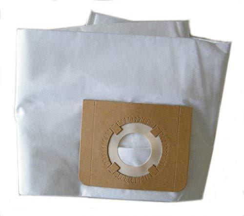 Shop Vac 20 Liter (12 Staubsaugerbeutel passend für Shop Vac 20-30 L / 90661 | Staubbeutel aus 5-lagigem Vlies | von Staubbeutel-Discount)