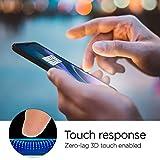 Spigen, OnePlus 6T Screen Protector, Full Coverage, 9H Tempered Glass, Case Friendly, Anti-bubble, Anti-scratch, Anti-fingerprint, High Responsiveness (K07GL25446)