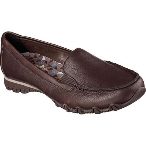 Skechers Bikers - Lamb, Mary Jane Donna Marrone (Marrone (Chocolate))