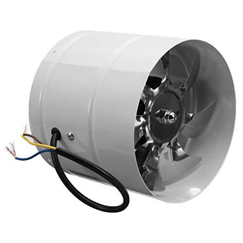 ChaRLes Inline Duct Booster Auspuffventilator Belüftung Hydroponic Vent Air 6'' - 6' Air
