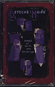 Songs of Faith & Devotion [Musikkassette]