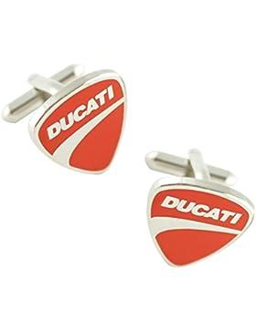 masgemelos Manschettenknöpfe Ducati Cufflinks