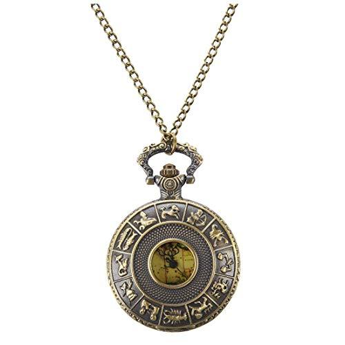 tralien Halskette Taschenuhr ()