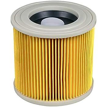 Luftfilter Für Karcher A2004 A2204 A2054 Wd2.250 Wd3.200 Wd3.300 Staubsauger