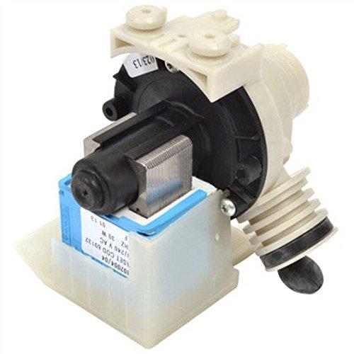 spares2go 30W Plaset Ablaufpumpe Pumpe Typ Einheit für Creda Waschmaschine -
