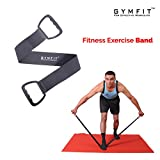 #10: Gymfit Fitness Band aka Resistance Band or Stretch Band or Exercise Band Used For Gym Exercises And Workouts At Home, Lose Weight, Burn Calories, Flat Belly, Slim Waist, Skinny Legs, Flat Abs, Tight Butts, Leaner Hips, Weight Loss, Get Perfect Body Shape, Overall Body Fitness, Improve Body Strength, Yoga Poses, Pilates, Strength Building And For Complete Body Workout. Gym Fit Band Is The Best Way For Effective Workouts.