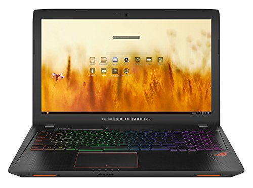 ASUS GL553VD-DM078T - Ordenador Portátil de 15.6' Full HD (Intel Core i7-7700HQ , 8 GB RAM, 1 TB HDD, Nvidia GeForce GTX 1050 de 4 GB, Windows 10 Home) Negro - Teclado QWERTY Español