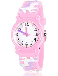 Unicorn Gifts for 3-12 Year Old Girls Kids, Watch Toys for Girl Age 5-12 Birthday Present for Kids