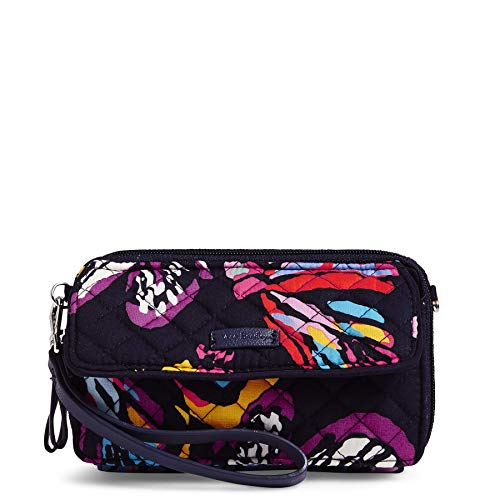 Vera Bradley Iconic RFID All in One Crossbody, Signature Cotton -
