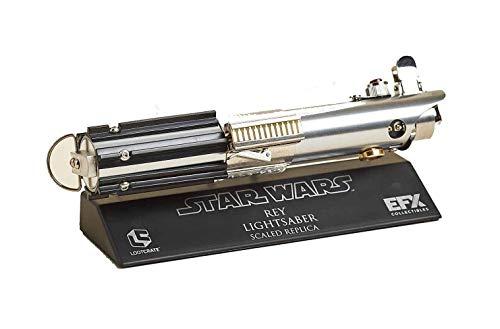 Loot Crate Star Wars Rey Oregano Lichtschwert Maßstab Replik-Beute Box DX Exclusive (Dezember 2017) (Spielzeug Lichtschwert Replik)