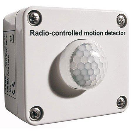 HomeMatic HM-Sen-MDIR Außen-Bewegungsmelder, Komplettba