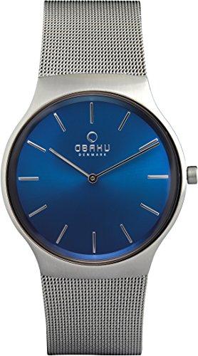 Obaku V178GXCLMC Reloj de Hombres