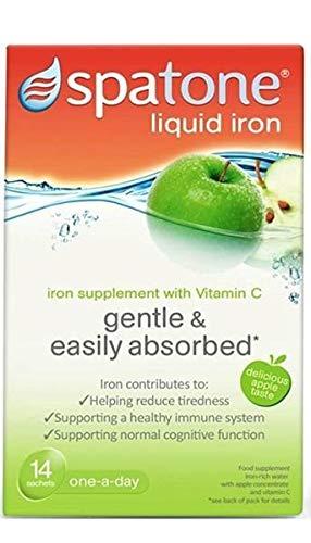 Spatone   Spatone Apple & Vitamin C - 14 Day Pack   1 x 14s (DE)