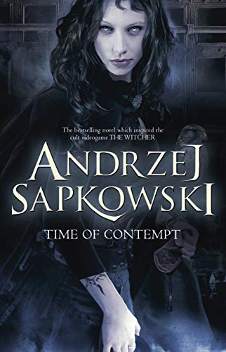 Time of Contempt: Witcher 4 (The Witcher) (English Edition)